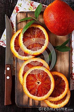 Free Sicilian Orange. Royalty Free Stock Photo - 31671325