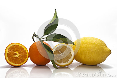Sicilian Oranges and Lemons