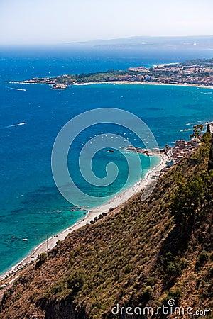 Sicilian seascape