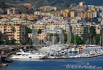 Sicily cityscape