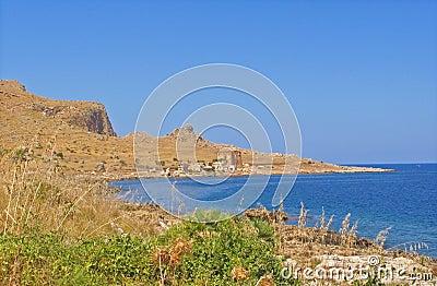 Sicily coast - Italy