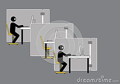 Sick leave worker