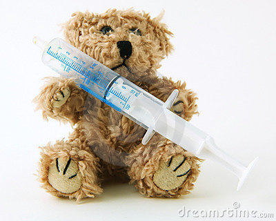 Sick Teddy