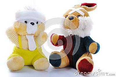 Sick toys