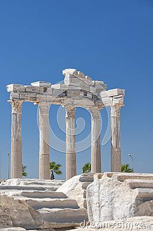 Side Temple of Apollo 05