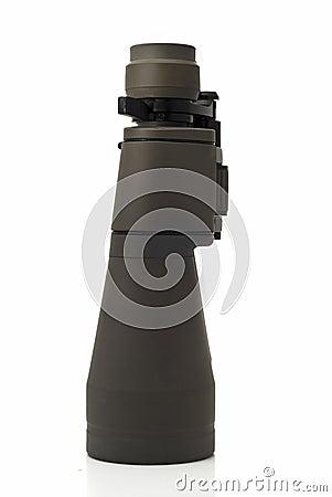 Side view of Binoculars