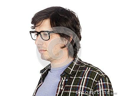 Worried Geekster