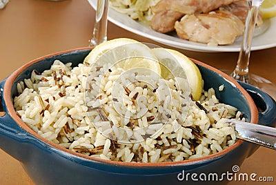 Sideof wild rice