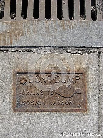 Sidewalk sign