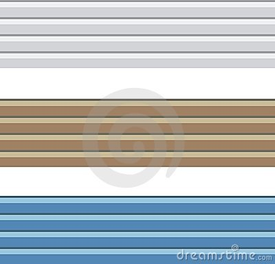 Siding texture in vector