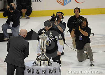 Sidney Crosby Editorial Stock Photo