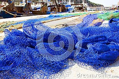 Sieć rybacka