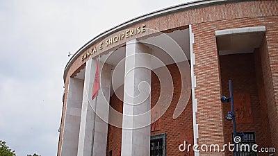Siedziba Banku Albanii zbiory