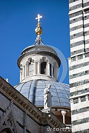 Siena dome -  Italy