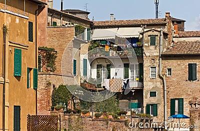 Siena Houses
