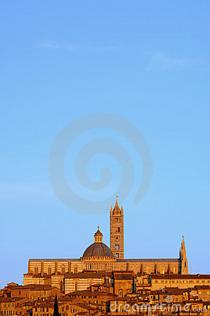 Siena night