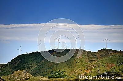Sierra Mineria, unión del La