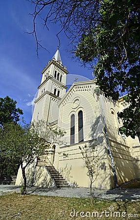 Sighisoara church tower