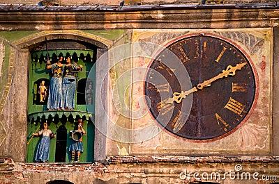 Sighisoara - The Clock Tower