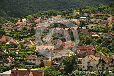 Sighisoara houses