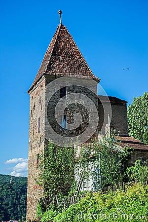 Free Sighisoara In Romania Stock Photo - 75335610