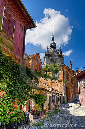 Free Sighisoara, Romania Stock Photos - 10475283