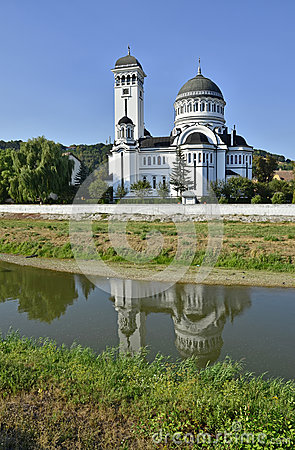 Sighisoara white church