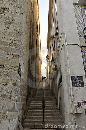 Sights of Alfama, Lisbon