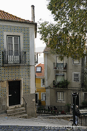 Sights of Alfama, Lisbon