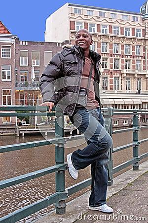 Sightseeing in Amsterdam Netherlands
