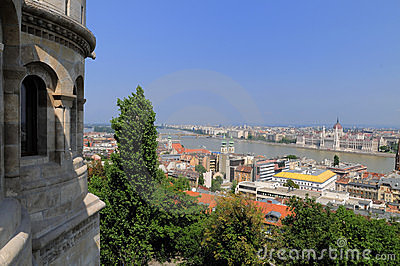 Sightseeing in Budapest, Hungary