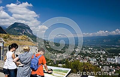 Sightseeing Grenoble