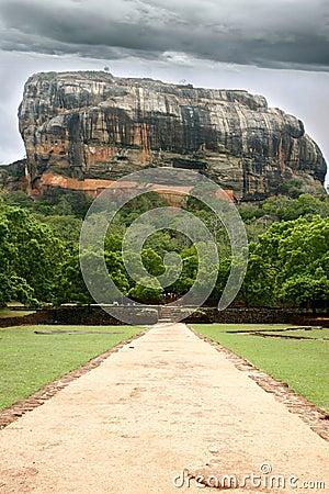 Free Sigiriya Rock Stock Images - 1340984