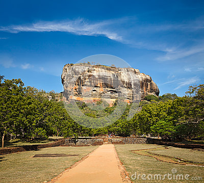 Free Sigiriya Rock Stock Photos - 39553263