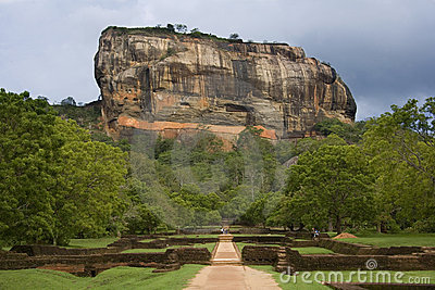 Sigiriya Rock Fortress - Sri Lanka