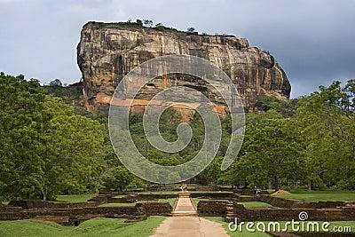 Sigiriya Rock Fortress - Sri Lanka