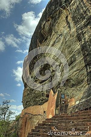 Sigiriya, Sri Lanka - Lion s Rock, Rock Fortress