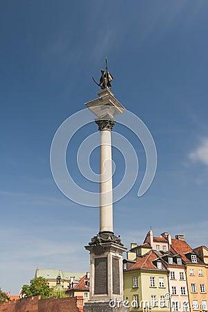 Sigismund s Column