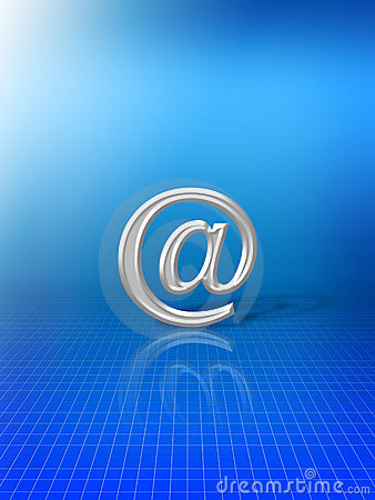 At Sign Email Alias