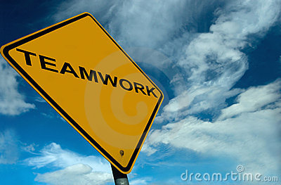 Sign of Good Teamwork