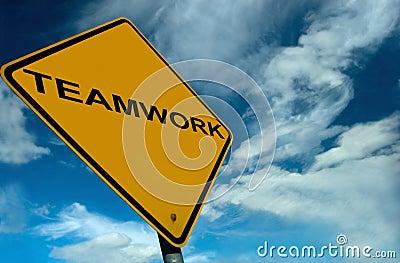 Sign of Good Teamwork