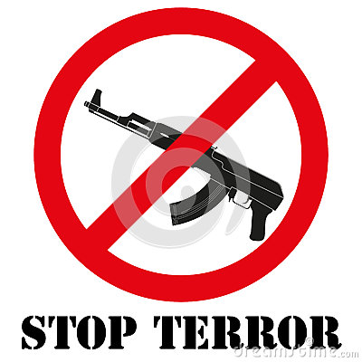 how to stop terrorism speech