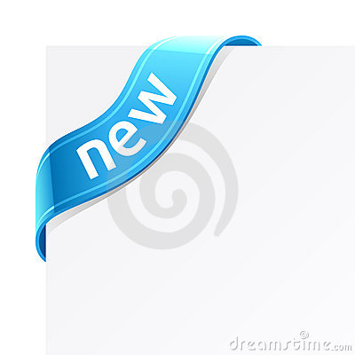 Sign «New»