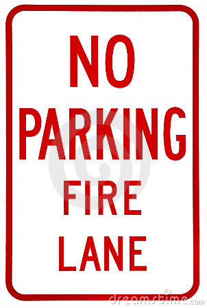 Free Sign- No Parking Stock Photo - 10434140