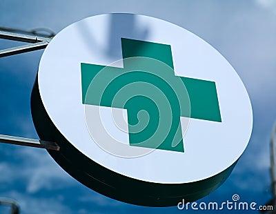 Sign pharmacy