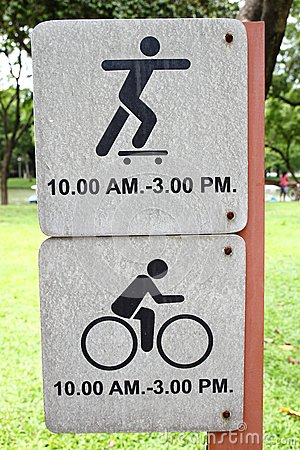 Sign spin bicycle & play