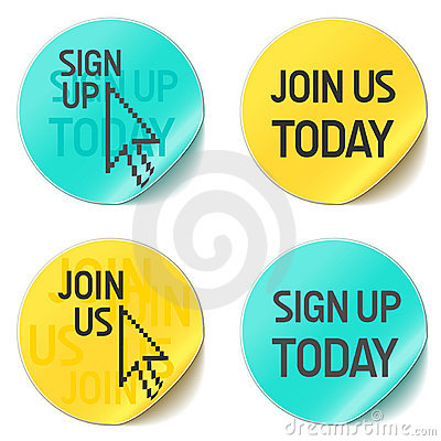 Sign up and join us