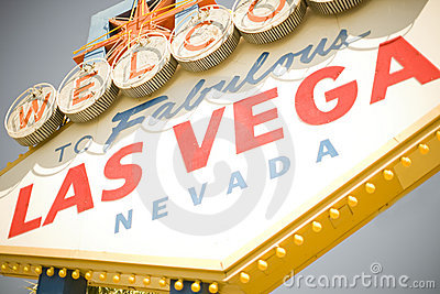 Sign vegas