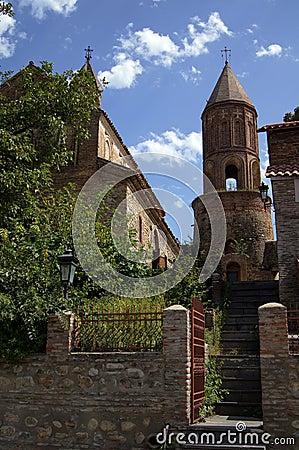 Signagi cathedral