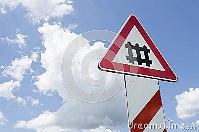 Signal before heaven